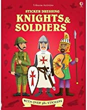 [Knights and Soldiers Bind Up (Usborne Sticker Dressing)] [Author: Kate Davies] [October, 2012]