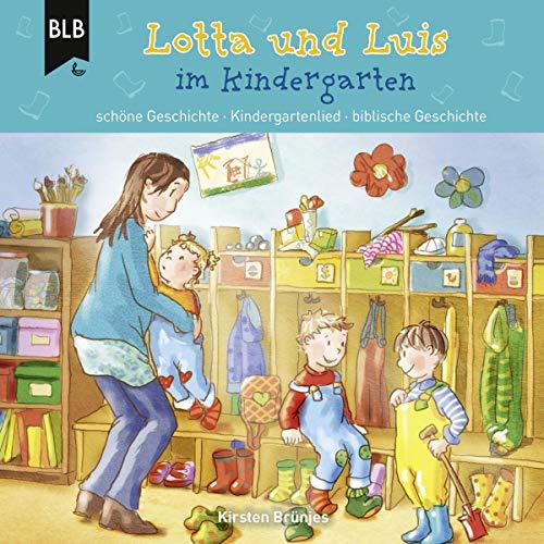 Lotta und Luis im Kindergarten Titelbild