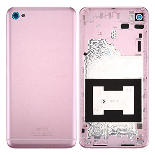 For Lenovo S90 Aluminum Alloy Battery Back Cover(Grey) taizhan has the guaranteed quality (Color : Pink)