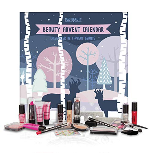 Calendario de Adviento de Navidad 2019 por Mad Beauty Oh Deer