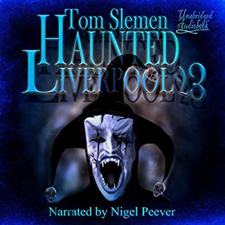 Haunted Liverpool 23 cover art