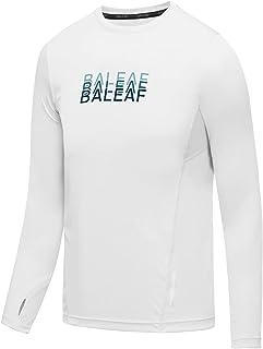 BALEAF Boys UPF 50+ Shirts Sun Protection Long Sleeve Hiking Fishing Quick Dry Shirts Rash Guard Youth Age 6-18