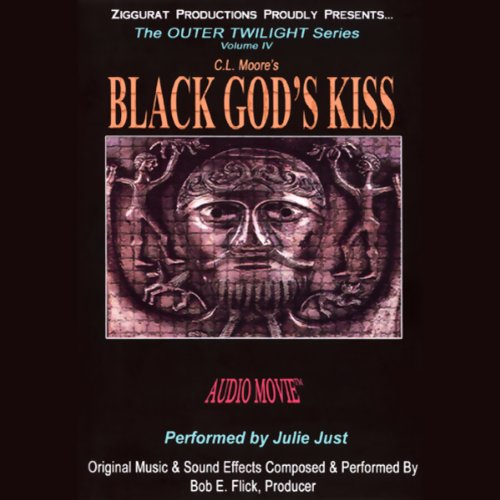 Page de couverture de Black God's Kiss