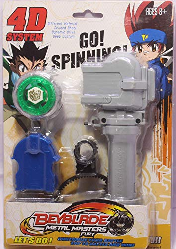 ONCEMORE Spinning top Toys Gyro Battling Top Bey-Blades Top Spinning with Launcher Attack Starter ( Only 1 Piece Assorted Color )