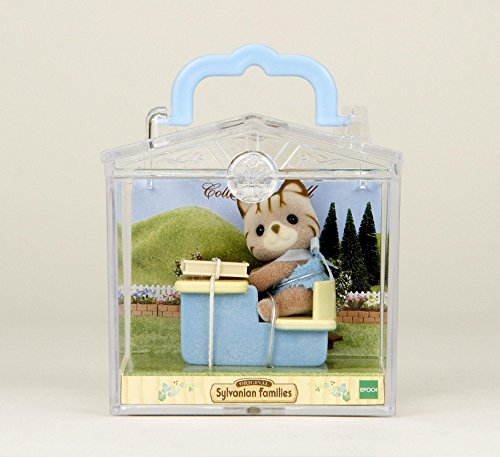 Sylvanian Families: Baby Carry Case (Beagle Dog on Pony Ride) (4391R1)