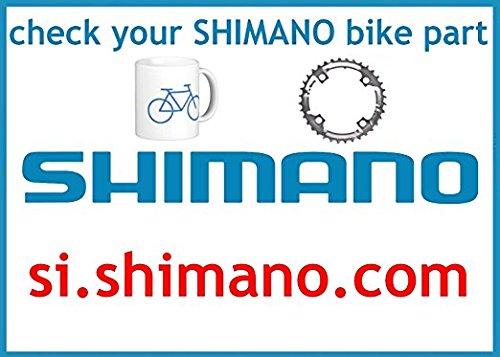 Shimano Hutmutter (M9) Y-31414210 HB-IM40 für Shimano Nexus Inter-L Nabendynamo - 2