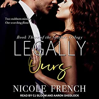 Legally Ours audiobook cover art