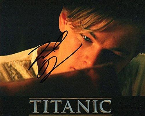 FM Leonardo Dicaprio Signiert Autogramme 21cm x 29.7cm Plakat Foto