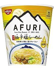 日清食品 東京RAMENS AFURI 限定柚子塩らーめん まろ味 93g×12個