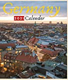 Germany Calendar 2021: Monday to Sunday 2021 Monthly Calendar Book with Images of Germany. Explore Germany And Other Region With Vision Board. Gift For Everybody.