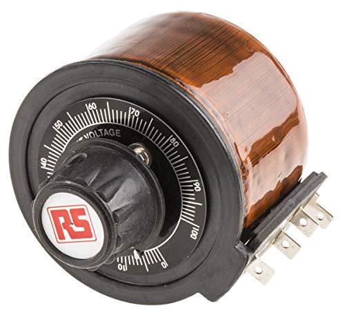 Stelltransformator 1-phasig 170VA, Primär 240V / Sekundär 0 → 240 V, 0 → 270 V, 700mA