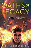 Oaths of Legacy: Book Two of The Bloodright Trilogy (English Edition)