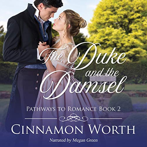 The Duke and the Damsel  By  cover art