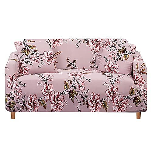 Funda de sofá elástica Asientos de Esquina elásticos Funda de sofá Funda Universal para Sala de Estar Funda de Licra en Forma de L Necesita Comprar 2 Piezas A16 3 plazas