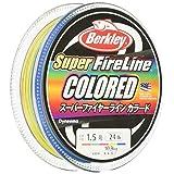 バークレイ(Berkley) ライン スーパーファイヤーライン300Mカラード 0.5号 8LB