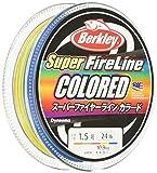 バークレイ(Berkley) ライン スーパーファイヤーライン300Mカラード 1.0号 16LB