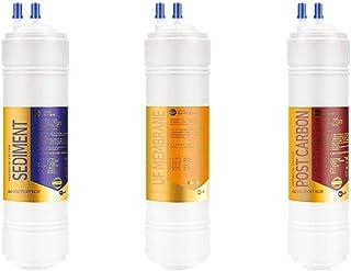 3EA Filtre à eau de rechange compatible pour Zepter Edel Wasser