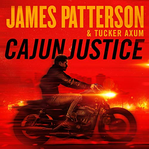 Page de couverture de Cajun Justice