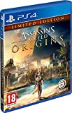 Foto Assassin's Creed Origins - Limited Edition [Esclusiva Amazon] - PlayStation 4
