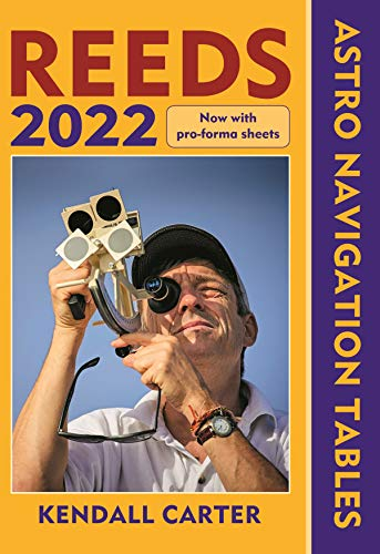 Reeds Astro Navigation Tables 2022