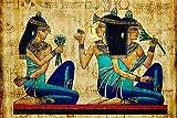 Rompecabezas De 1000 Piezas Papyrus Art Classic Puzzle 3D Puzzle Kit De Bricolaje Juguete De Madera Regalo Único Decoración Para El Hogar