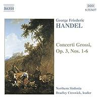 Concerti Grossi Op 3 Nos 1-6