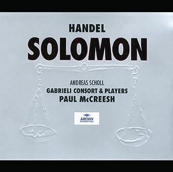 Handel: Solomon HWV 67