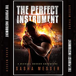 The Perfect Instrument audiobook cover art
