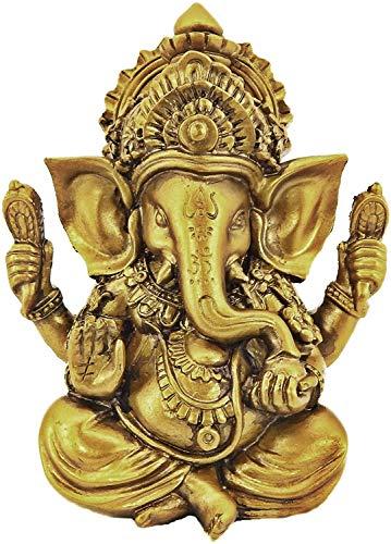 The Blessing Statue of Lord Ganesh Ganpati Elephant Hindu God Ganesha 5'