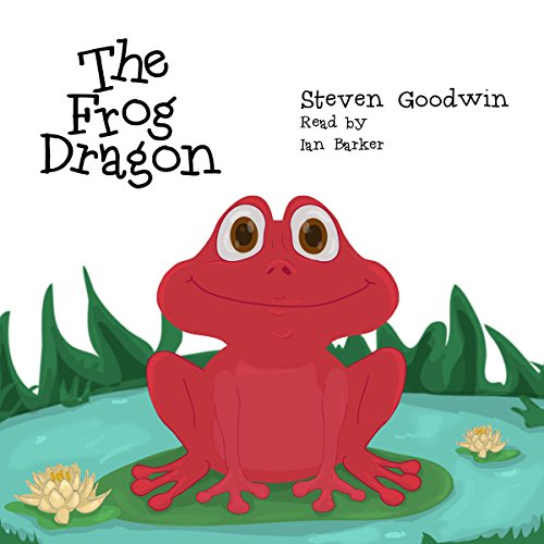 The Frog Dragon cover art