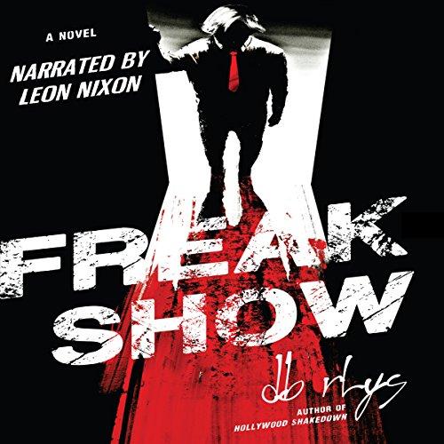 Freakshow audiobook cover art