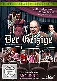 Der Geizige / Komödie von Molière mit Harald Juhnke und Volker Brandt (Pidax Theater-Klassiker) [Alemania] [DVD]