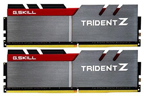 Gskill F4-3200C16D-16GTZ - Memoria D4 3200, 16 GB, C16 TridZ K2, 2 x 8 GB, 1,35 V, TridentZ