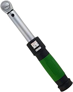 eTORK Click-Style Torque Wrench (1/4