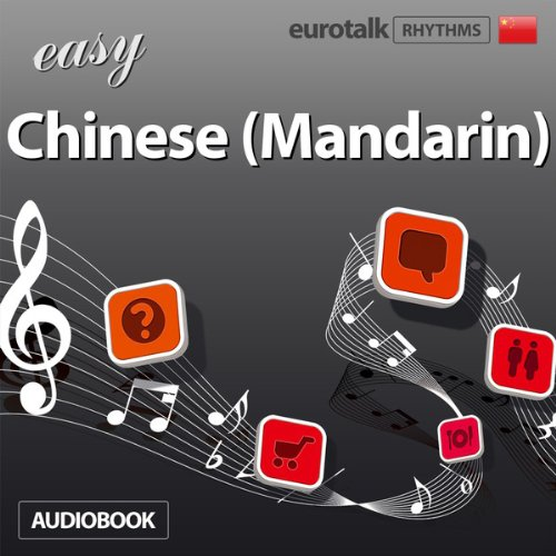 Rhythms Easy Chinese (Mandarin) audiobook cover art