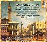 Antonio Vivaldi-La Viola da gamba in Concerto - ordi Savall