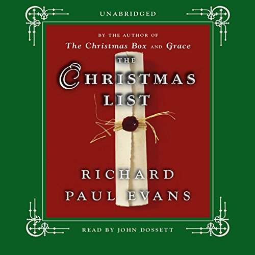 The Christmas List cover art
