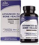 Best Bone Supplements - Vitamin D3 & K2 (MK7) with Calcium Review