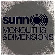 sunn monoliths and dimensions vinyl