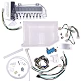 Supplying Demand IM2000 Refrigerator Ice Maker Kit RIM2000 Universal Replacement For 8340, 1165801A, & AMKIT97