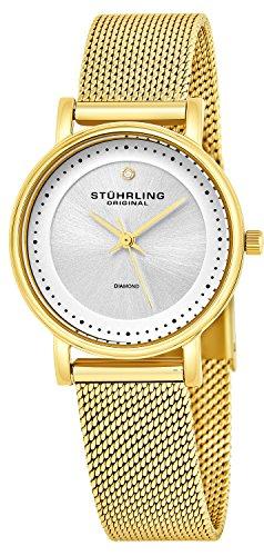 Stuhrling Original 734LM.04 - Montre Quartz - Affichage Analogique - Bracelet...