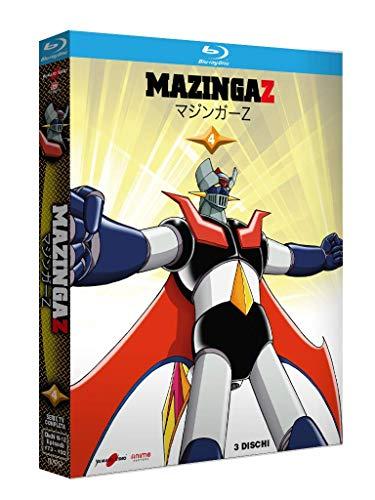Mazinga Z- Volume 4 (3 Blu-Ray) (Collectors Edition) (3 Blu Ray)