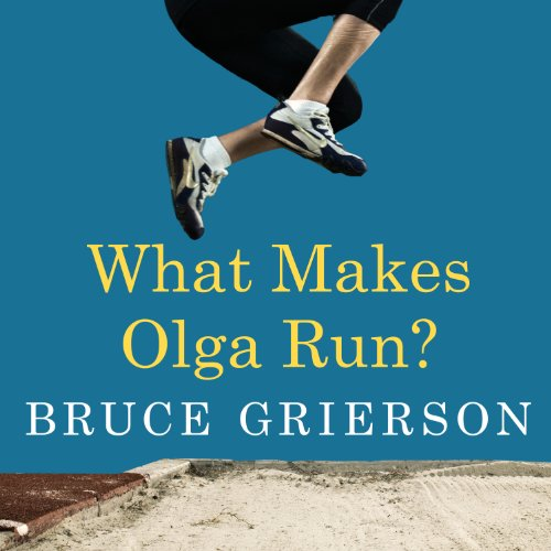 What Makes Olga Run? cover art
