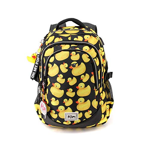 Oh My Pop! Oh My Pop! Quak-Running HS Rucksack Mochila Tipo Casual 44 Centimeters 21 Multicolor (Multicolour)