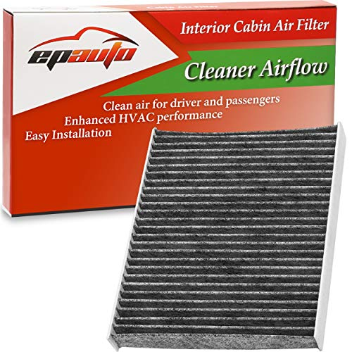 EPAuto CP157 (CF12157) Carbon Replacement for Cabin Air Filter includes Activated Carbon