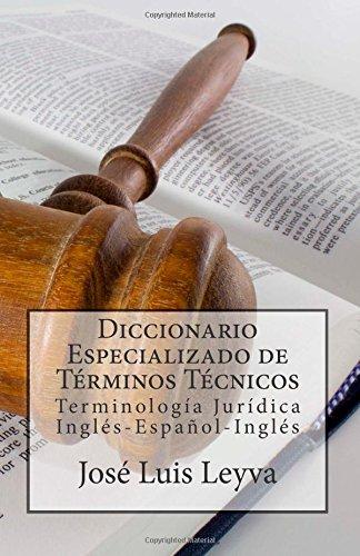 Diccionario Especializado Términos Técnicos: