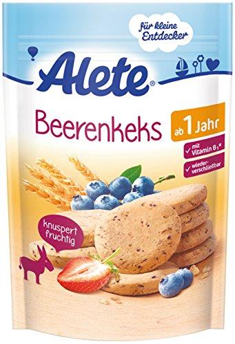 Alete Beerenkeks, 6er Pack (6 x 150 g)