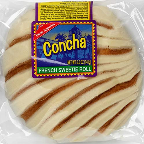 Bon Appetit Concha French Sweetie, 5 Ounce (Pack of 9)