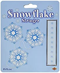 Snowflake Stringer Party Accessory
