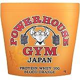 【公式販売店】 ホエイプロテイン ブラッドオレンジ たんぱく質 23.6g パワーハウスジム 極ボディ FWJ公認